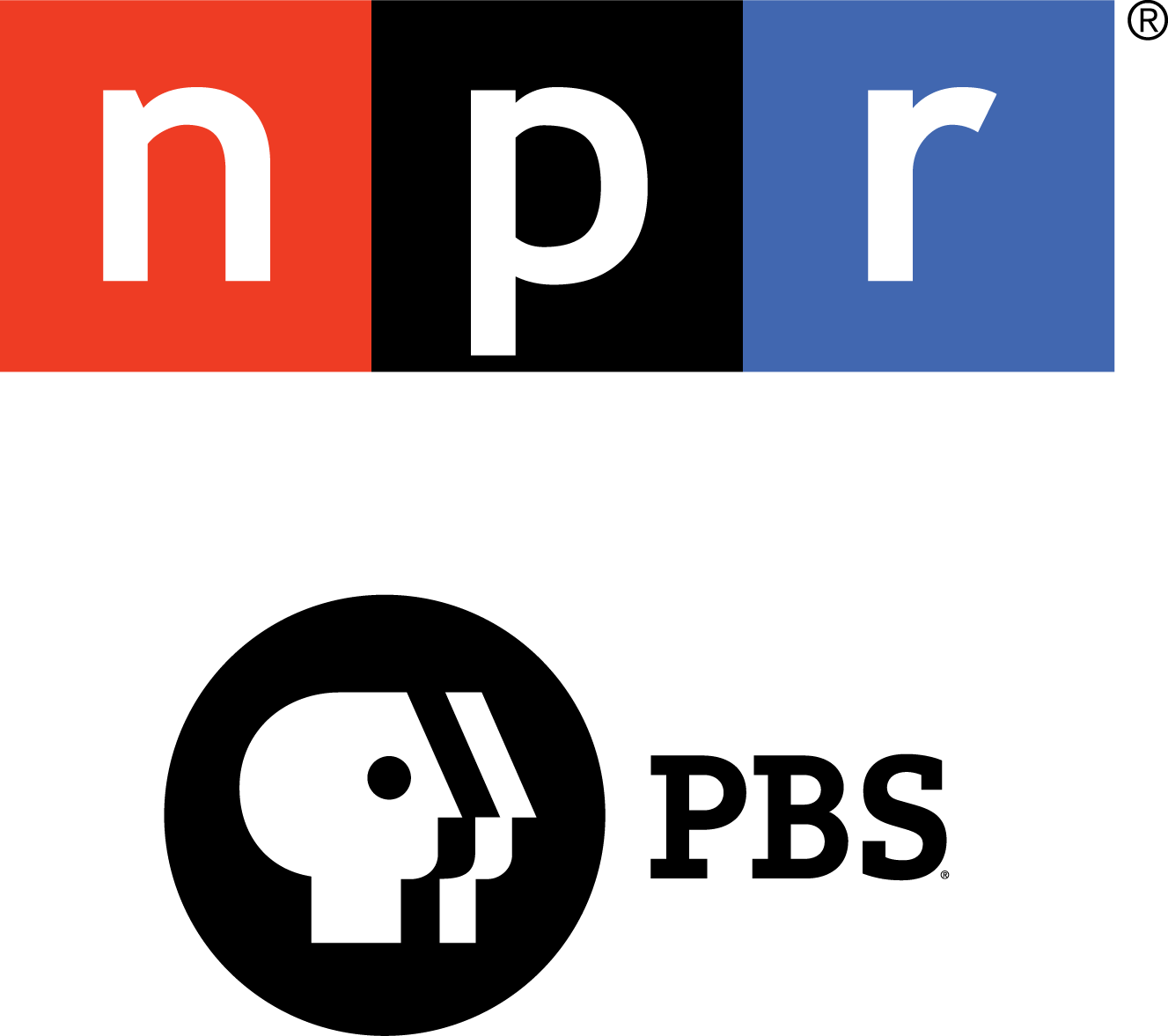 NPR and PBS Logo