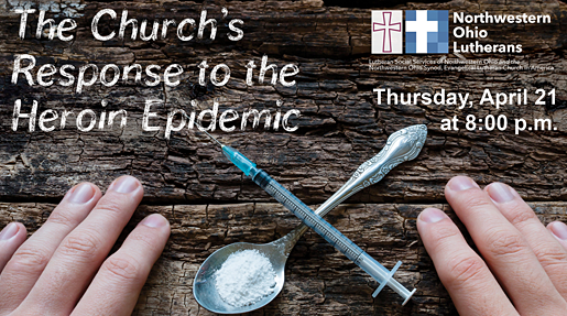 WGTE Town Hall: The Church's Response to the Heroin Epidemic