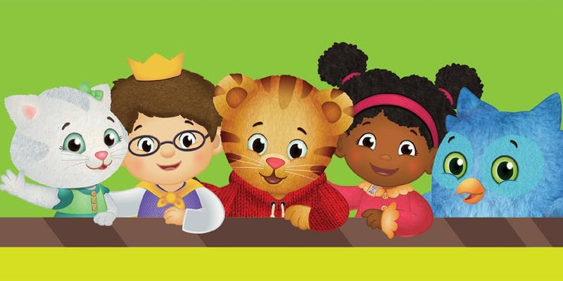 Daniel Tiger and Friends cartoon