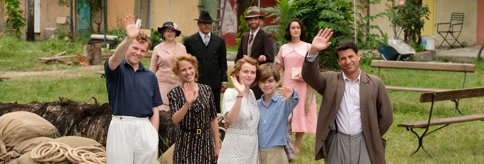 Masterpiece: The Durrells in Corfu III - lg slider