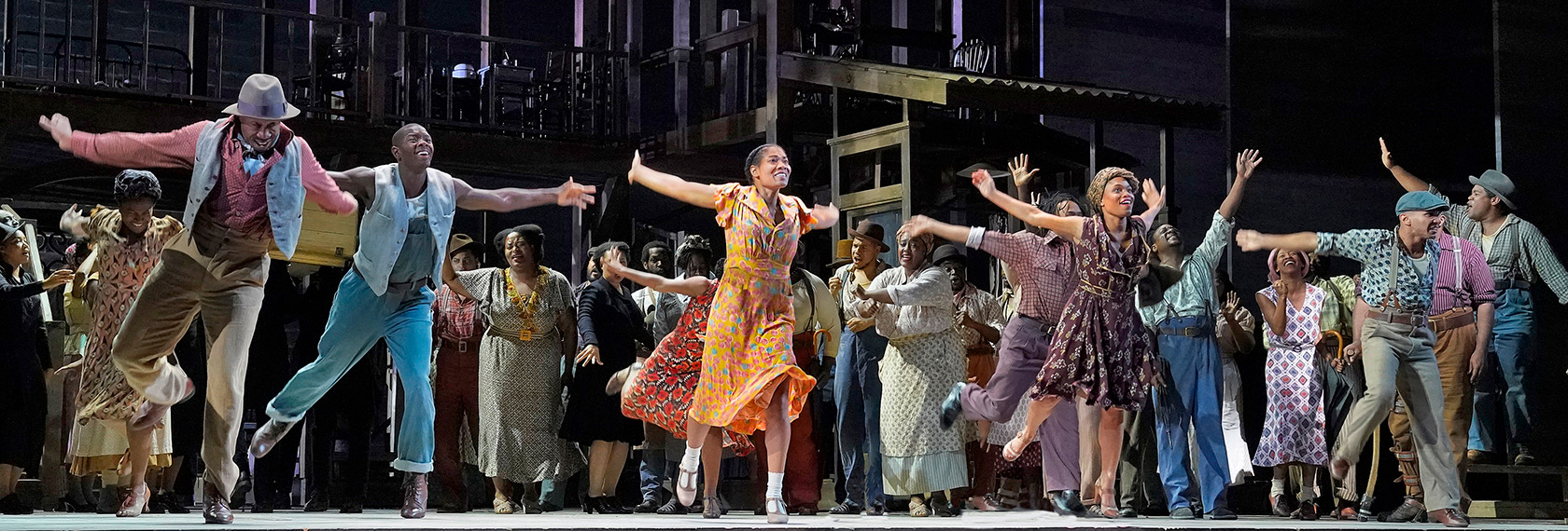 Great Performances at the Met: Porgy and Bess - lg slider