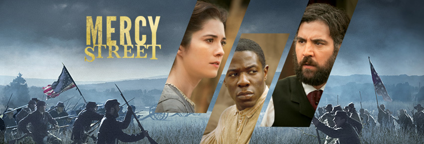 Mercy Street Season Two
