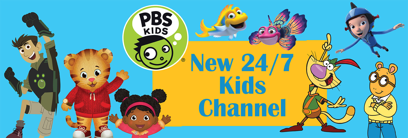 PBS Kids Character