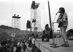 American Experience: Woodstock: Three Days That Defined A Generation - tab