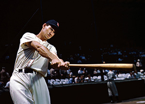 American Masters: Ted Williams - tab