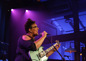 Live From The Artists Den: Alabama Shakes - tab