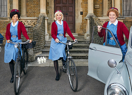 Call the Midwife X - 515