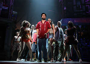 Great Performances: In the Heights: Chasing Broadway Dreams - tab 2