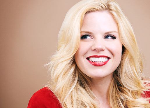 Live from Lincoln Center: Megan Hilty in Concert - tab