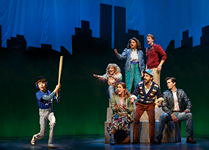 Live from Lincoln Center: Falsettos - tab