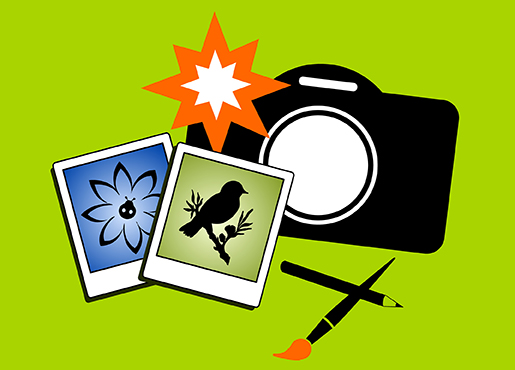 Snap & Draw with Nature - 515