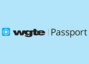 WGTE TV Passport Logo