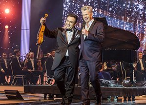 Zoltan Maga: Live From Budapest With David Foster - tab