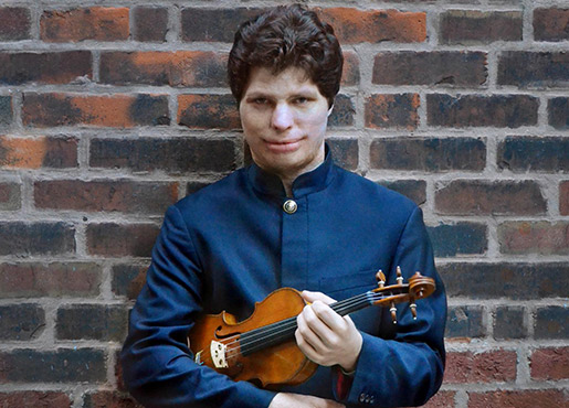 Augustin Hadelich by Paul Glickman
