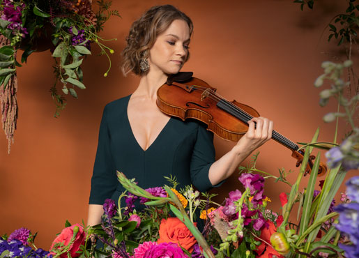 Hilary Hahn (OJ Slaughter)