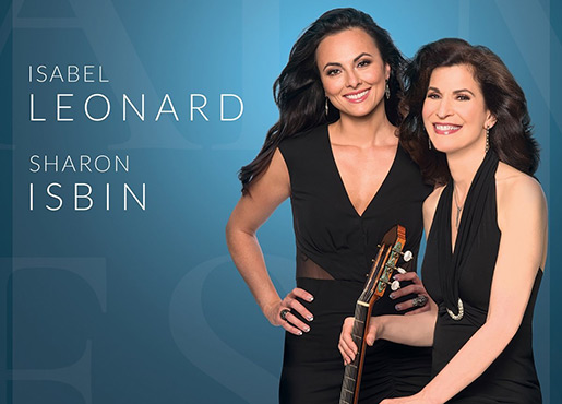 Sharon Isbin & Isabel Leonard (Bridge Records)