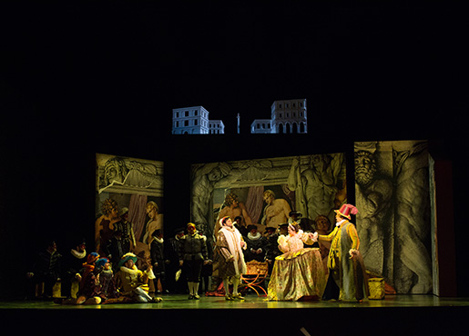 Toledo Opera's Production of Rigoletto