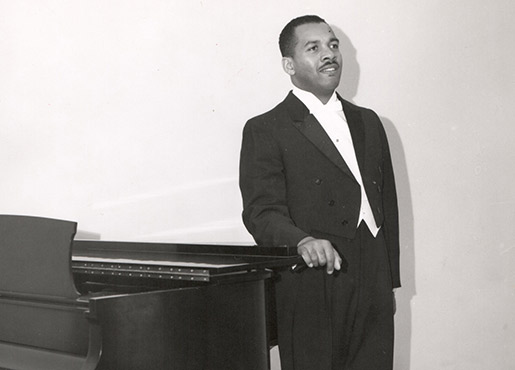 Willis Patterson in Recital