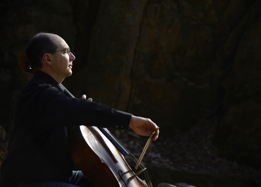 Cellist Mark Kosower photo by Lim Jong Jin