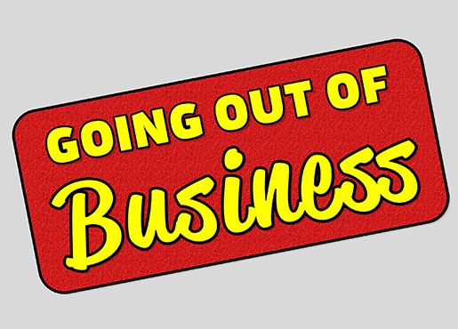 LAWKI - Going Out of Business - 515