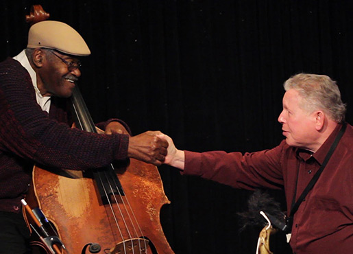 Clifford as he joins Josh Silver & Nelson Overton II for this 2013 performance for Jazz on the Maumee.