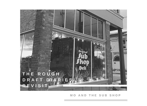 The Rough Draft Diaries with Haley Taylor 5-27-20 515
