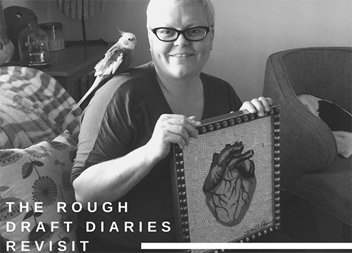 The Rough Draft Diaries with Haley Taylor  05-06-20 515