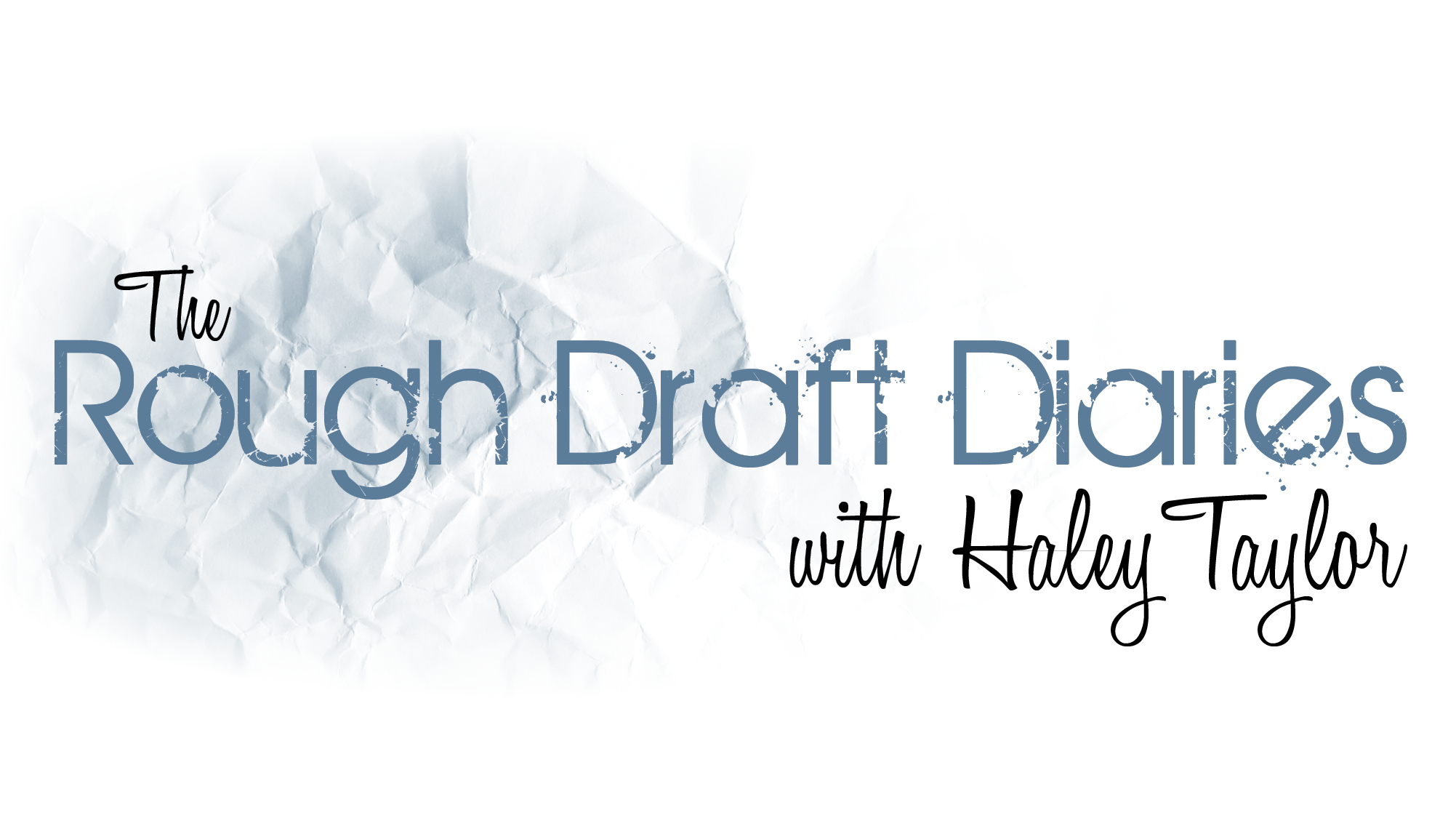 Rough Draft Diaries logo