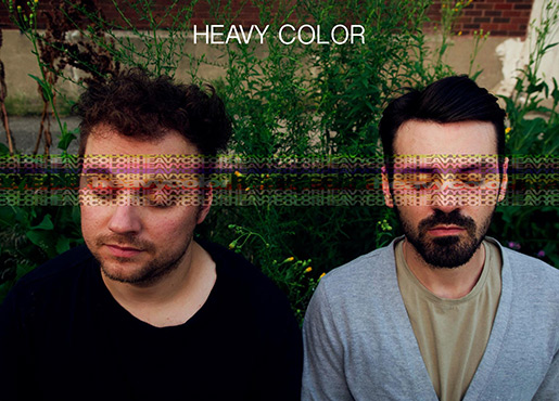 Ben and Sam from HEAVY COLOR