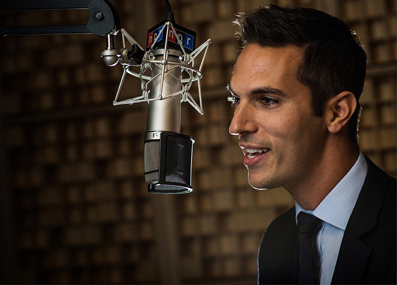 All Things Considered Host Ari Shapiro