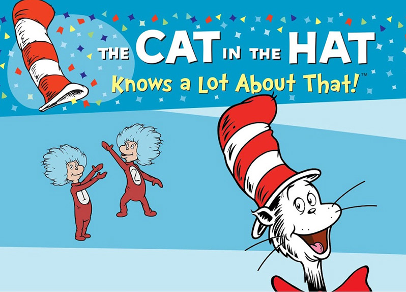 Cat in the Hat Large