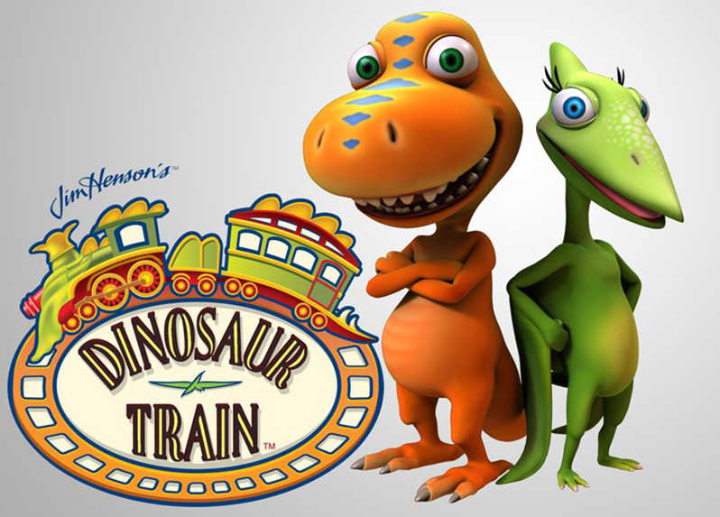 Dinosaur Train Large