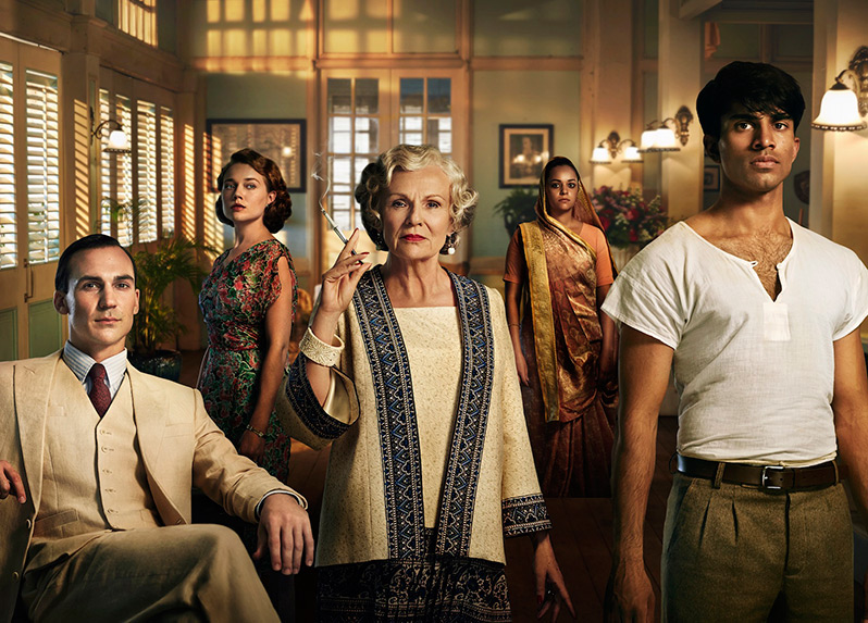 Actors in Indian Summers