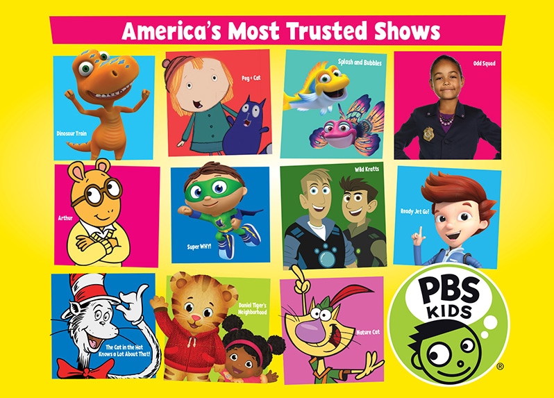 PBS Kids Show Large