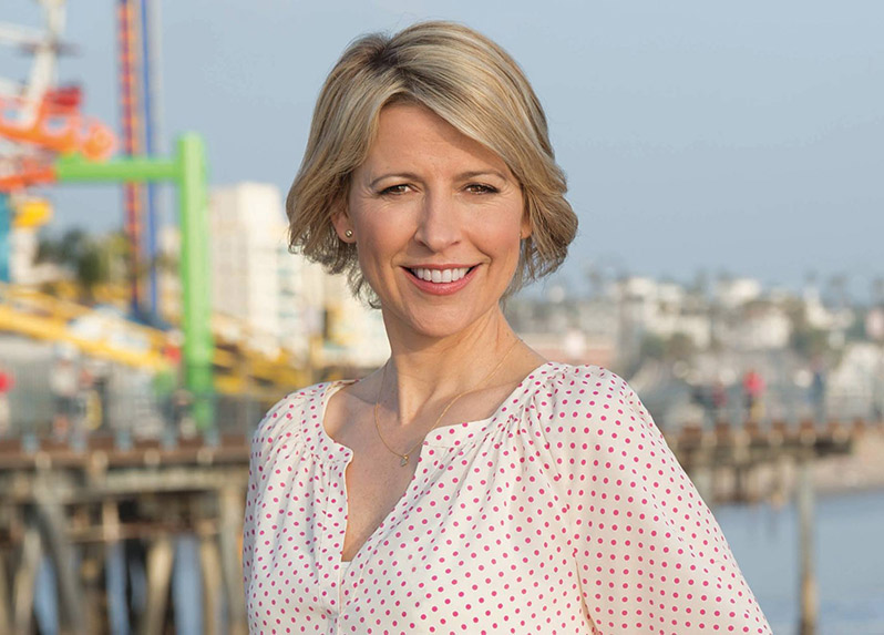 Samantha Brown Luggage Qvc: Most Underrated Looking Woman?