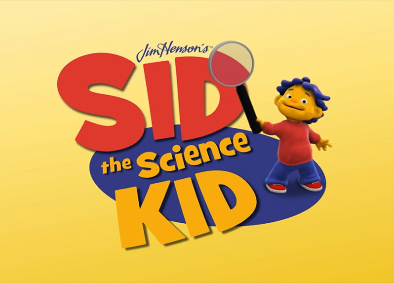 Sid the Science Kid Large