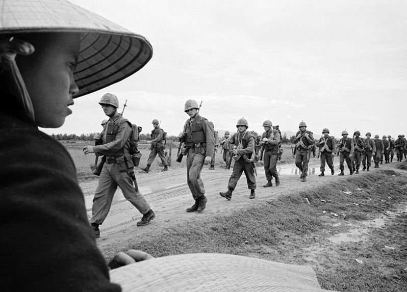 The Vietnam War Large