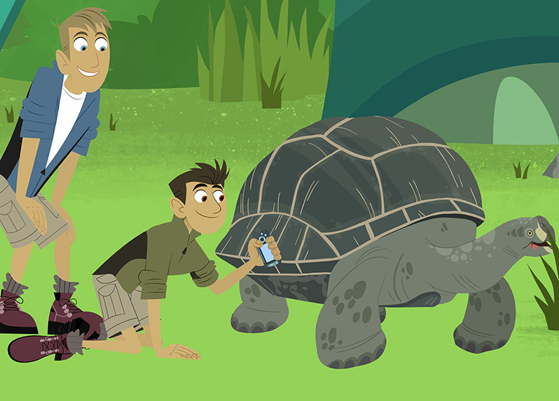 Wild Kratts Large