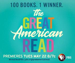 the great american read color logo