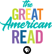 Great American Read and PBS logos