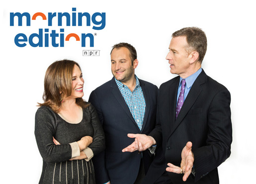 Morning Edition Hosts