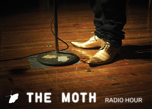 Boots on Stage - Moth Radio Hour