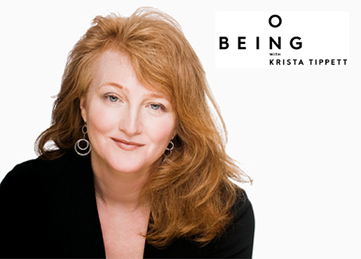 On Being With Krista Tippett SM