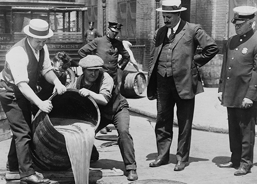 Prohibition Chronicles
