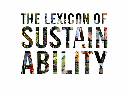 The Lexicon of Susatainability